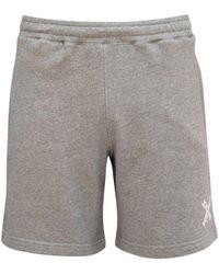 KENZO Grey 'little X' Shorts