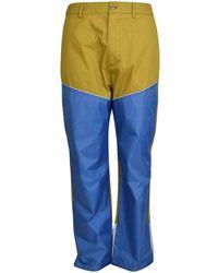 2 Moncler 1952 Wide Leg Trousers - Purple