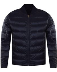Michael Kors - Midnight Blue Winter Weight Down Jacket - Lyst