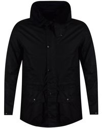 Barbour - Barbour Navy Jacket - Lyst