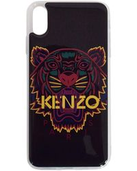 KENZO Black Tiger Iphone Xs Max Phone Case