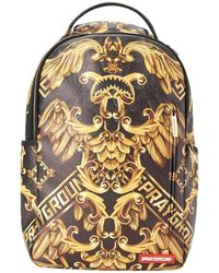 Sprayground Palace of Sharks Backpack - Marrón