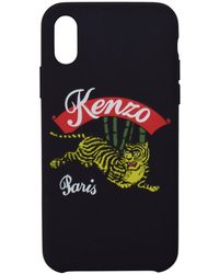 KENZO - Iphone X Jumping Tiger Case - Lyst