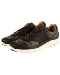 PS by Paul Smith - Paul Smith Black/green Leopard Print Trainers - Lyst