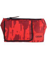 HUGO Red Camo Belt Bag