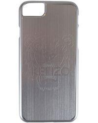 KENZO Silver Tiger Iphone 7 Case - Metallic