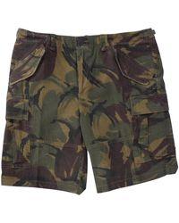 Polo Ralph Lauren Army Camo Cargo Shorts - Green