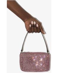 Alexander Wang Heiress Crystal Mini Bag - Pink