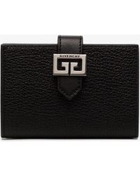 Givenchy - Gold-tone Hardware Coin Wallet - Lyst