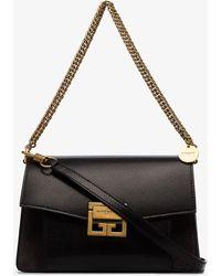 Givenchy Gv3 Crossbody Bag - Black