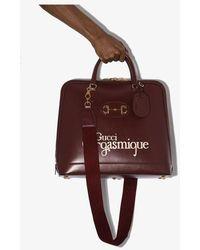 Gucci 1955 Horsebit Duffle Bag - Brown