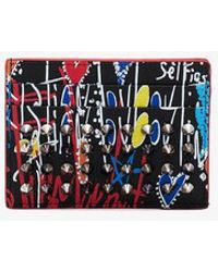 Christian Louboutin - Multicoloured Kios Card Holder - Lyst