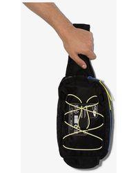 Marcelo Burlon Black Cross Body Bag