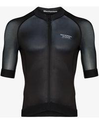 Pas Normal Studios Mechanism Jersey Cycling Top - Black