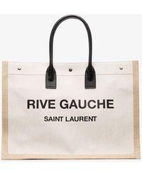 Saint Laurent Noe Tote Bag - Multicolour