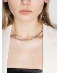 Loren Stewart - Sterling Cassius Chain Necklace - Lyst