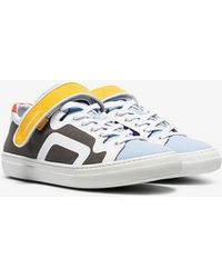 d86030fdf Gucci Multi Coloured Ace Floral Print Leather Sneakers for Men - Lyst