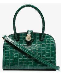 MANU Atelier Micro Ladybird Bag - Green