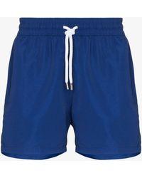 Frescobol Carioca Sport Swim Shorts - Blue