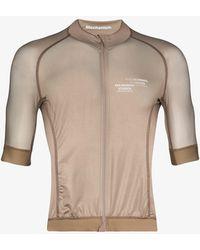 Pas Normal Studios Neutral Mechanism Cycling Jersey Top - Multicolour