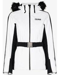 Colmar - Two Tone Hooded Ski Jacket - Lyst