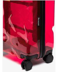 Crash Baggage Icon Small Cabin Suitcase - - Polycarbonite - Red