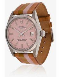La Californienne - Pink, Orange And Brown Rolex Honey 54mm Watch - Lyst