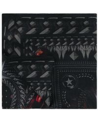 Givenchy - Monkey Brothers Scarf - Lyst