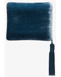 Sophie Bille Brahe Blue Velvet Jewellery Box