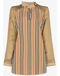 Burberry Icon Stripe Shirt - Multicolor