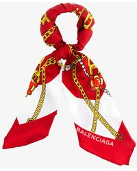 Balenciaga | Scarves Bracelet | Lyst