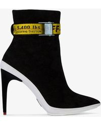 Off-White c/o Virgil Abloh Heel and