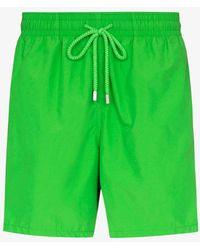 Vilebrequin Moorise Swim Shorts - Green