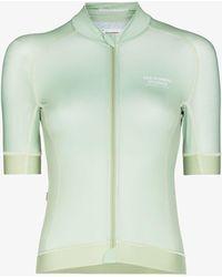 Pas Normal Studios Mechanism Cycling Jersey - - Elastane/polyester - Green