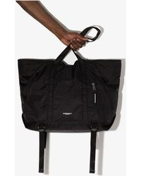 Indispensable Recycled Tote Bag - Black