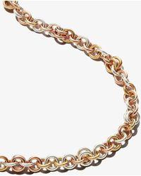 Spinelli Kilcollin 18k Rose Serpens Chain Necklace - Metallic
