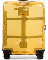 Crash Baggage Icon Small Cabin Suitcase - - Polycarbonite - Yellow