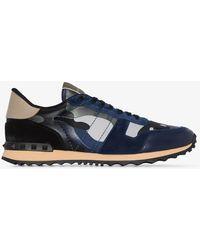 Valentino Garavani - Rockrunner Sneakers - Lyst