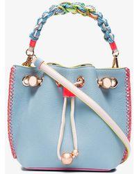 Sophia Webster - Romy Leather Bucket Bag - Lyst