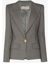 Alexandre Vauthier - Single-breasted Blazer - Lyst