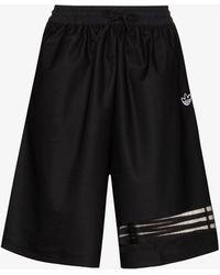 adidas Originals Basketball Shorts - Black