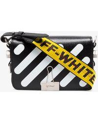 Off-White c/o Virgil Abloh - Binder Clip Shoulder Bag - Lyst