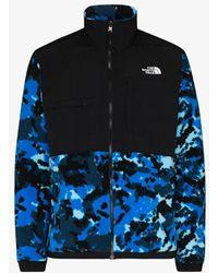 The North Face Denali 2 Anorak Jacket - Blue