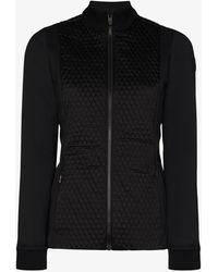 Fusalp Hermine Quilted Ski Jacket - Black