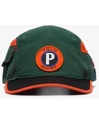 Polo Ralph Lauren Green Logo Baseball Cap