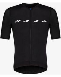 MAAP Evade Pro Base Jersey - Black