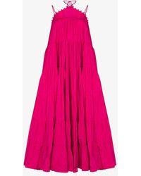 16Arlington - Fulda Tiered Maxi Dress - Lyst