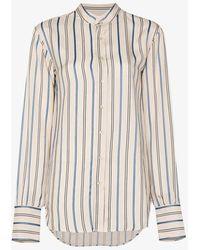 Wales Bonner Gladstone Striped Shirt - Multicolour