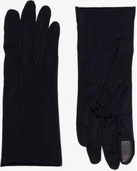 Agnelle Hygie Slip-on Gloves - Black