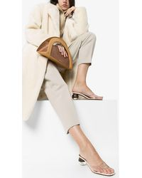 Neous Opus 50mm Sandals - White